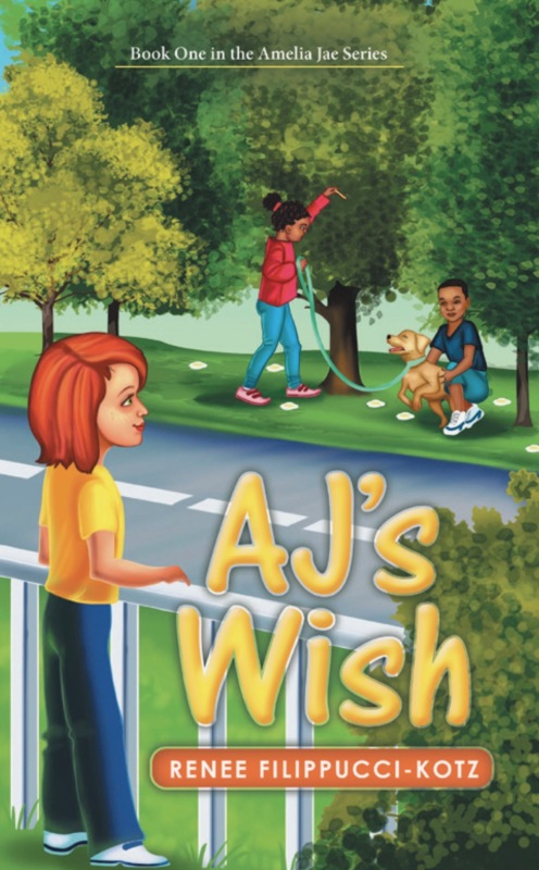 AJ's Wish Added to Library Collection