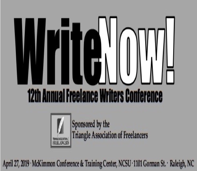 Write Now! Conference