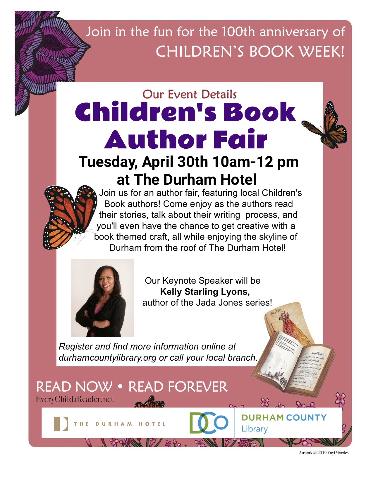 Durham County Children's Book Author Fair